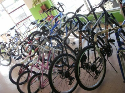 Bicycle Shops in George