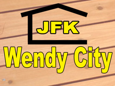 JFK Wendy City Wendy Houses in George