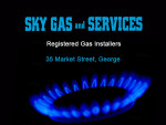 Gas Refills and Exchanges at Sky Gas in George