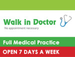 Walk in Doctor George