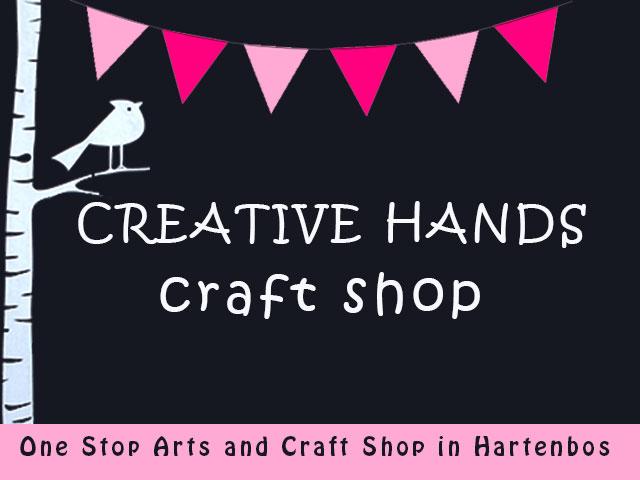 Creative hands hartenbos lalakoi publishing network for Art n craft store