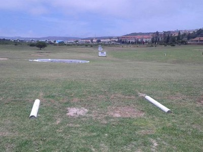 Driving Range in Hartenbos