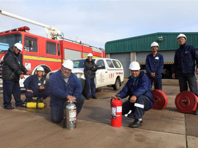 Servicing and Recharging of Fire Fighting Equipment in Mossel Bay Garden Route
