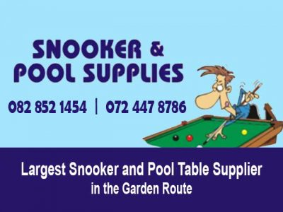 Pool Tables in Mossel Bay