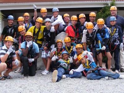Zipline Tours in Tsitsikamma