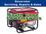 South Cape Lawn Mowers services Generators