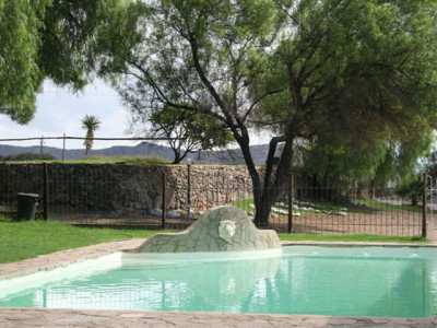 warm waterberg spa