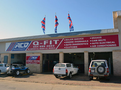 Vehicle Servicing Hartenbos