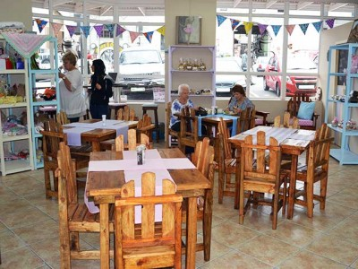 Moeksie's Home Industry and Coffee Shop in Mossel Bay