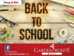 Garden Route Mall Back to School