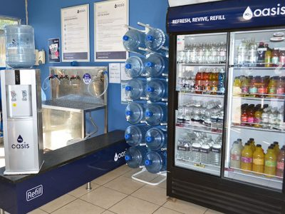 Purified Water Refill Shop in George