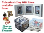 Photo Valentine's Day Gift Ideas form George Picture Framers