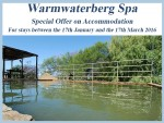 Warmwaterberg Spa Special Offer Barrydale