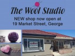 New Shop for The Wool Studio Now Open in George