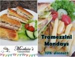 Tramezzini Mondays in Mossel Bay