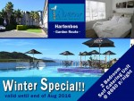 Hartenbos Winter Accommodation Special Offer