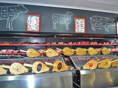 Butchery in Hartenbos