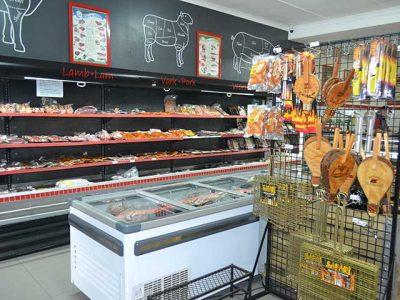 Butchery in Hartenbos
