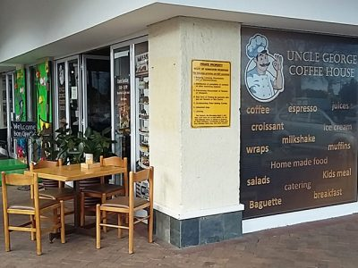 Coffee Shop in George