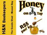 Fynbos Honey on Tap in Mossel Bay
