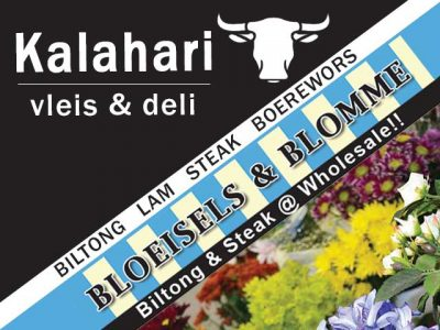 Wholesale Biltong and Steak in Hartenbos