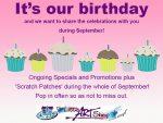 The Little Art Shop Birthday Spec