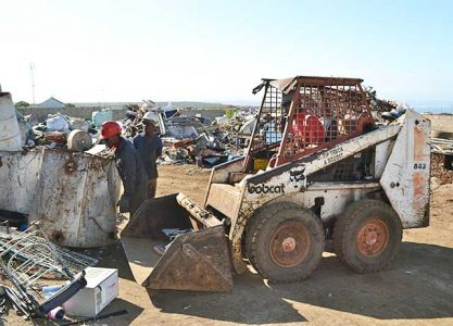 Burger en Seun Scrap Metal Dealers Mossel Bay