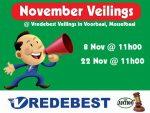 November 2016 Vredebest Veilings in Mosselbaai