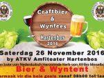 Hartenbos Craftbier en Wynfees 2016