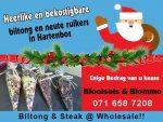 Biltong en Neute Ruikers in Hartenbos