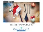 Garden Route Mall Festive Trading Hours