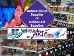School Art Materials in the Garden Route