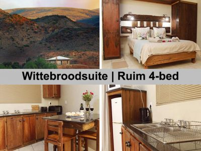 Karoowater Guest Farm Between Calitzdorp and Oudtshoorn