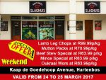 Meat Special Offers Hartenbos