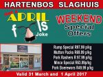Hartenbos Butchery Special Offers