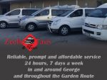 Taxi and Shuttle Service in George