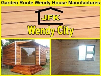 Garden Route Wendy House Manufactures