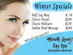 Specials at Seefront Hartenbos Beauty Salon