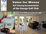 Value for Money Self Catering Accommodation in George