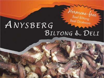Anysberg Biltong and Deli Shops in George