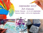 Art Classes in George During September 2017