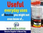 Benzine Supplier in Mossel Bay