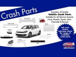 Suppliers of Quality Vehicle Crash Parts in Mossel Bay