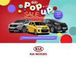 KIA Motors Pop Up Sale in George
