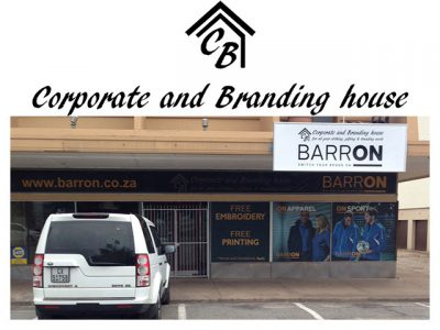 BARRON Corporate Clothing and Gifts in the Garden Route