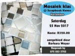 Mosaiek Klas by Scrapbook Haven Hartenbos
