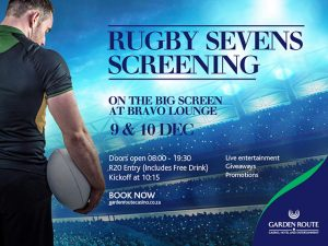Watch the Rugby Sevens in Mossel Bay