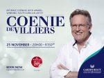 Coenie de Villiers Live at the Garden Route Casino