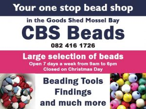 Beads Shop Open in Mossel Bay
