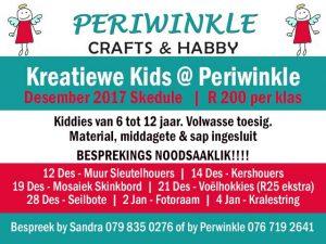 Kreatiewe Kids by Periwinkle Groot Brakrivier